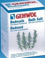 GEHWOL ROSEMARY BATH SALTS 10 X 25G