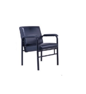 FION SHAMPOO CHAIR - BLACK LEGS