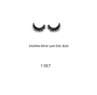 KASINA MINK LASHES - B2st- 1 SET