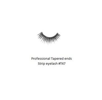 KASINA PRO LASH - TAPERED ENDS - STRIP EYELASH #T47-1 SET