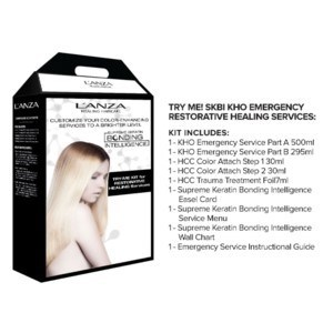 L'ANZA SKBI KHO EMERGENCY RESTORATIVE SERVICE KIT