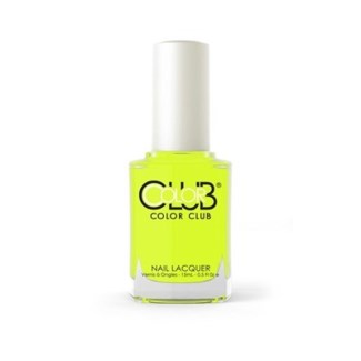 COLOR CLUB - POPTASTIC - YELLIN' YELLOW - NAIL LAQUER