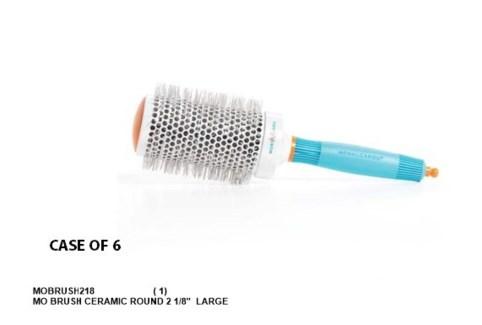 """MO LARGE ROUND BRUSH 2 1/8 """"  CASE OF 6"""