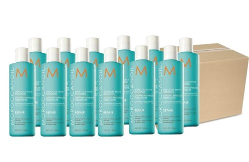 MO MOISTURE REPAIR SHAMPOO 250 ML//CASE OF 12