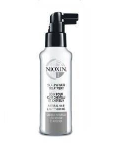 NIOXIN SCALP TREATMENT-SYSTEM 1 - 100ML
