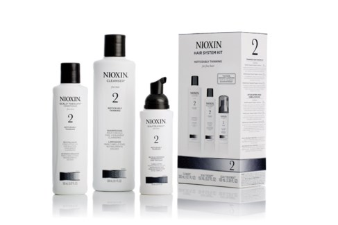 NIOXIN SYSTEM KIT 2 300+150+100