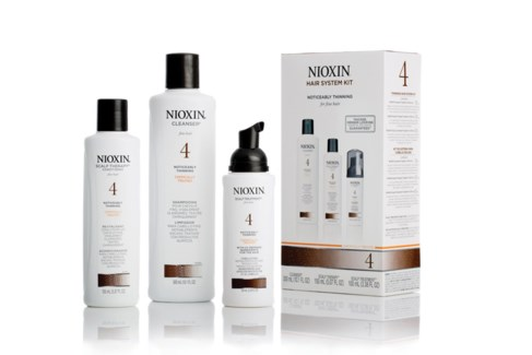 NIOXIN SYSTEM KIT 4 300+150+100