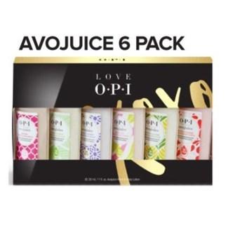 OP AV - LOVE OPI - 6PC MINI AVOJUICE//HD'17