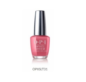 OPI INFINITE SHINE MY ADDRESS IS HOLLYWOOD