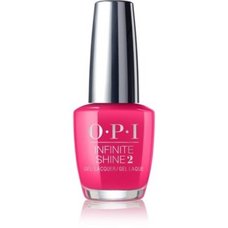 OPI INFINITE SHINE STRAWBERRY MARGARITA