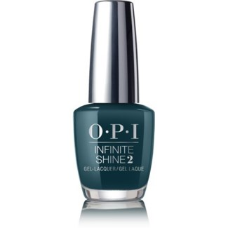 OPI INFINITE SHINE CIA = COLOR IS AWESOME