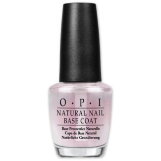 OPI NATURAL NAIL BASE COAT 1/2 OZ