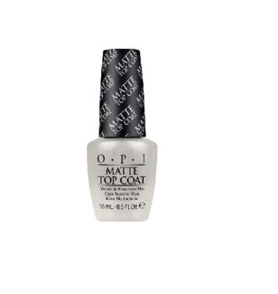 OPI MATTE TOP COAT 1/20Z