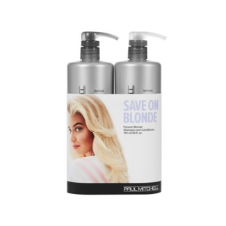 PM FOREVER BLONDE SH/CO DUO 710ML//JA'18