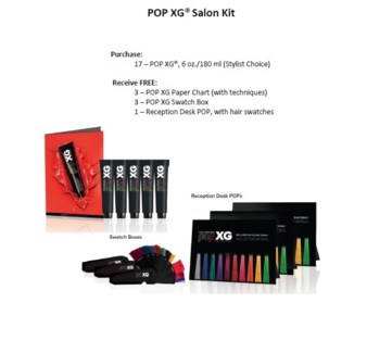 PM POP XG INTRODUCTORY OFFER (CHOOSE 17 POP XG)