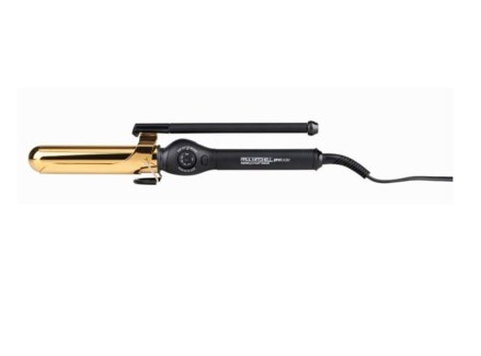 "PM EXPRESS ION GOLD 1.25"" CURLING IRON-MARCEL HANDLE"