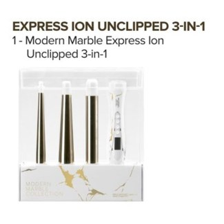 PM ME MODERN MARBLE EXPRESS ION UNCLIPPED 3-IN-1//HD'17