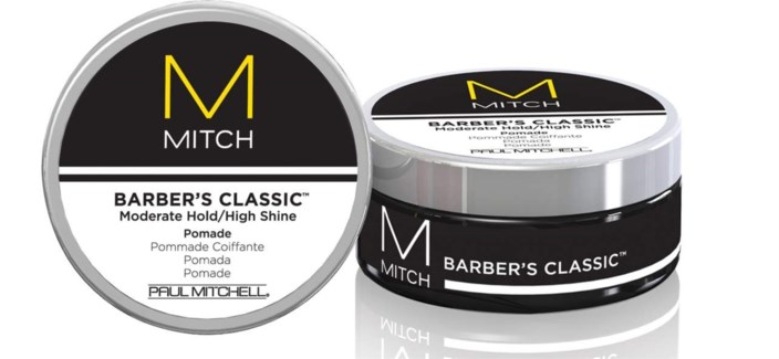 PM MITCH BARBERS CLASSIC POMADE