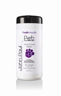 PM PET TEETH AND GUM WIPES