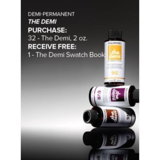 PM THE DEMI SWATCH BOOK NO CHARGE W/ 32 THE DEMI/JA'18