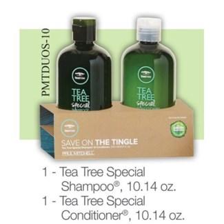 PM TEA TREE RETAIL DUO SH/CO 300ML/MA'18