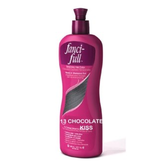 FANCIFUL RINSE #13  CHOCOLATE KISS