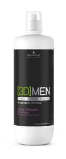 SC 3D MEN ROOT ACTIVATOR SHAMPOO LITRE//NEW