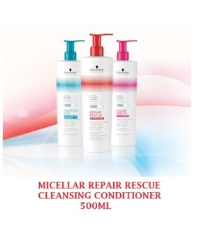 SC BC MICELLAR REAIR RESCUE CLEANSING CONDITIONER 500ML
