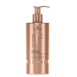 SC BM KERATIN RESTORE CLEANSING COND (ALL BLONDES) 500ML