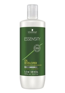 SC ESSENSITY ACTIVATING LOTION 5.5%  18 VOLUME