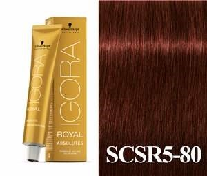SC IR 5-80 ABSOLUTES LIGHT BROWN RED NATURAL