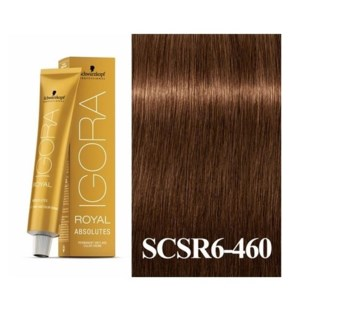 SC IR 6-460 ABSOLUTES DARK BLONDE BEIGE CHOCOLATE/NEW