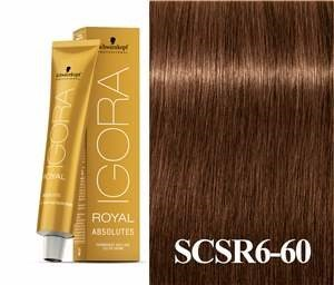 SC IR 6-60 ABSOLUTES DARK BLONDE CHOCOLATE NATURAL