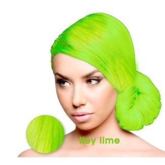 SPARKS KEY LIME HAIR COLOR