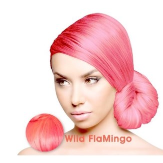 SPARKS WILD FLAMINGO HAIR COLOR