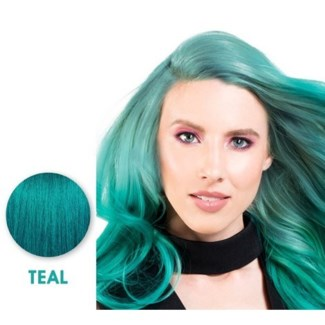 SPARKS TOTALLY TEAL HAIR COLOR