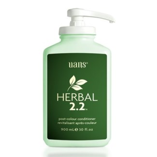 UANS HERBAL 2.2 POST-COLOR CONDITIONER 900ML