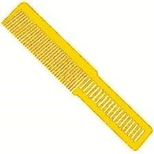 WAHL LARGE CLIPPER CUT COMB (NEON YELLOW)