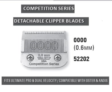WAHL COMPETITION BLADE SIZE 0000