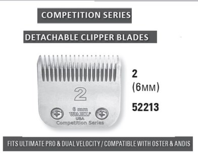 WAHL COMPETITION BLADE SIZE 2
