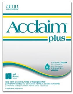 ZO ACCLAIM PLUS ACID PERM (WHITE WITH /GREEN/YEL)