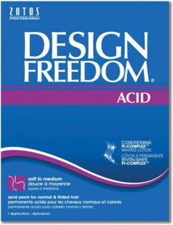 ZO DESIGN FREEDOM ACID PERM (BLUE)