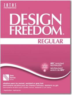 ZO DESIGN FREEDOM ALKALINE NORMAL PERM (PINK)