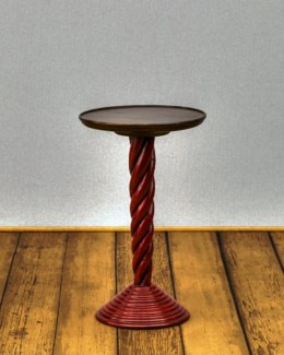 Twist Scatter Table