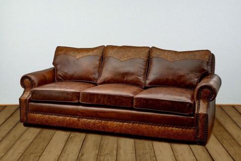 Texan Straight Sofa