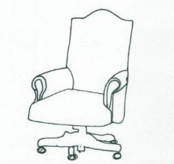 Birmingham Executive Office Chair