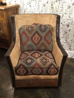 Monticello Club Chair