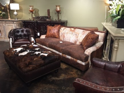 Buffalo Straight Sofa