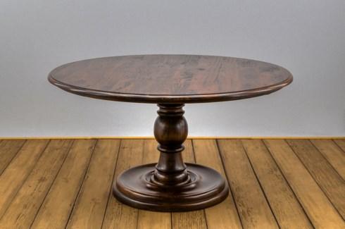 "60"" Round Spanish Dining Table"