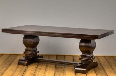 "84"" ME Trestle Dining Table"